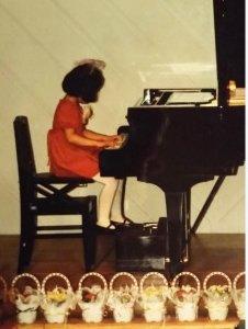桑子真帆のピアノ