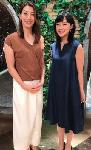 竹内由恵と寺川綾