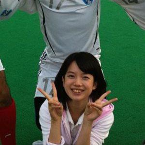 弘中綾香アナの大学の学生時代