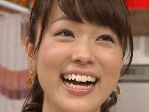 本田朋子の歯並び