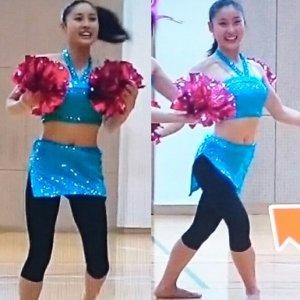 土屋太鳳のダンス部