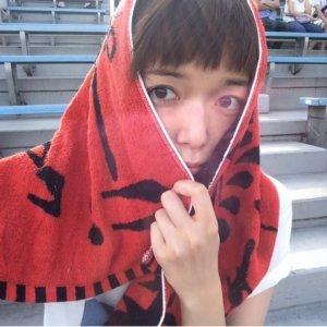 佐藤栞里の高校野球