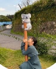 大原優乃の動物好き
