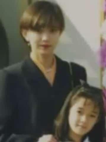 佐藤栞里の母
