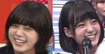 平手友梨奈の笑顔