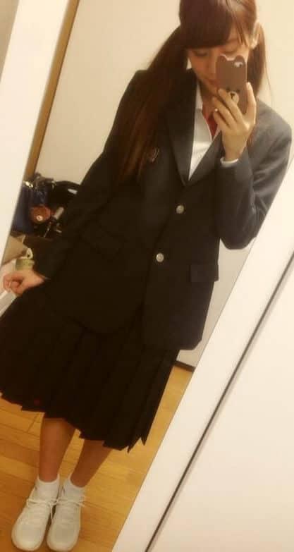 貴島明日香の中学